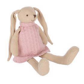 CANPOL BABIES Zajačik Bunny ružový