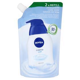 NIVEA Tekuté mydlo Creme Soft 500ml