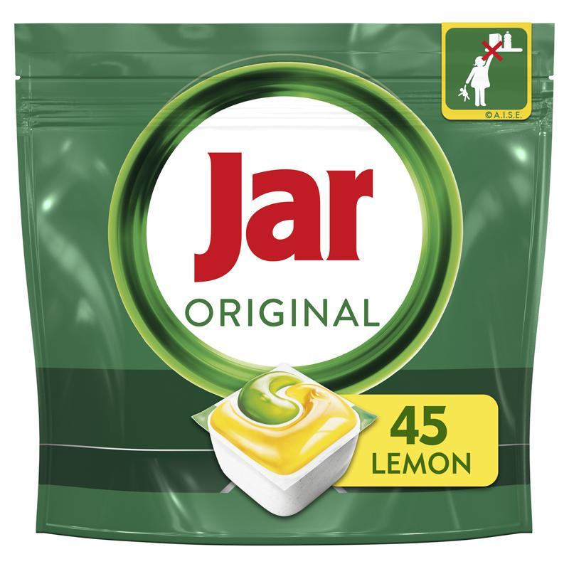 JAR Original tablety do umývačky 45 ks