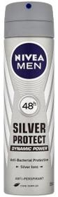 NIVEA MEN Spray Antiperspirant Silver Protect 150 ml