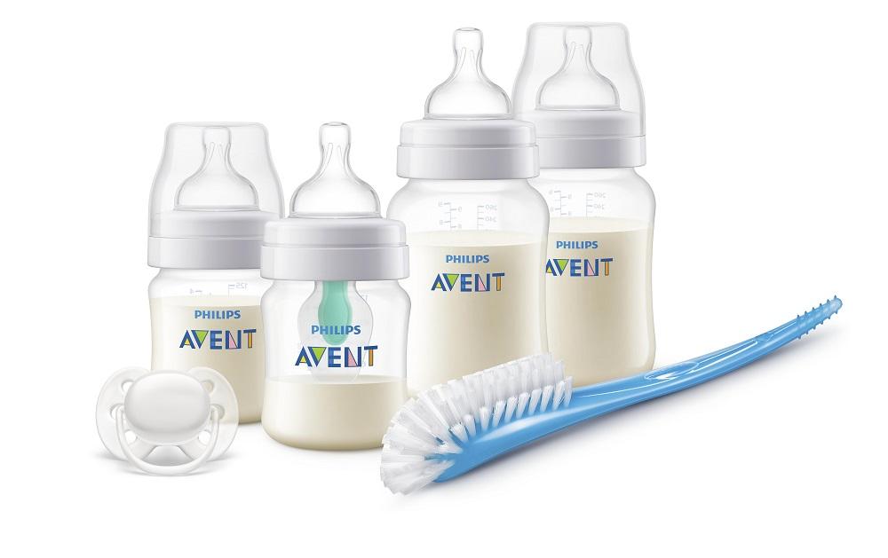 Avent novorodenecká štartovacia sada,ventil AirFree 1ks