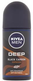 NIVEA Men Deep Espresso guľôčkový antiperspirant 50 ml