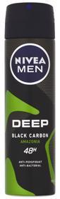 NIVEA Men Deep Amazonia Sprej antiperspirant 150 ml