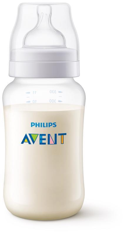 Avent fľaša 330ml Antikolik