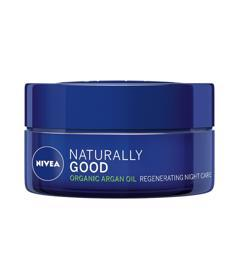 NIVEA Naturally Good Regeneračný nočný krém 50 ml