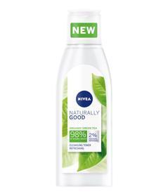 NIVEA Naturally Good Čistiaca pleťová voda 200 ml