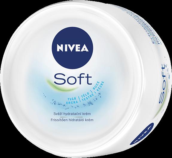 NIVEA Soft krém (200ml)