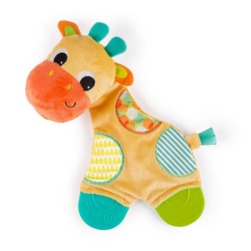 Hračka/ Kousátko Sunggle & Teethe, Giraffe 0m+