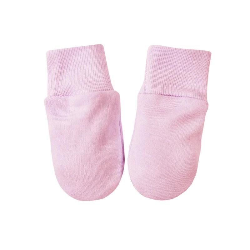 EEVI Rukavičky bavlnené Pink