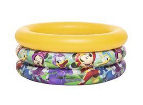 BESTWAY Bazén nafukovací malý Mickey/Minnie, 70 x 30 cm