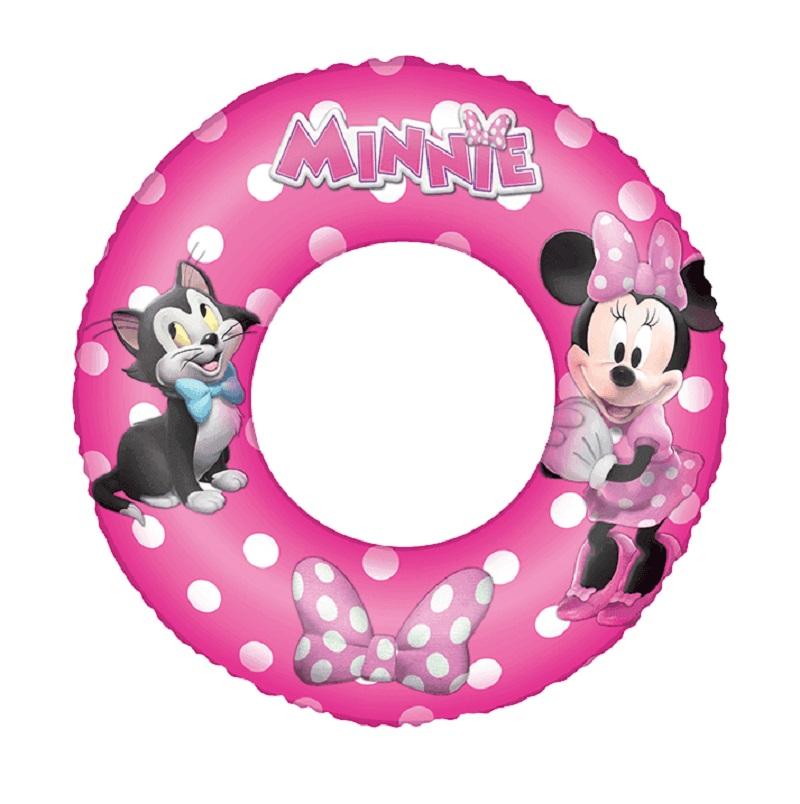 BESTWAY Koleso nafukovacie Disney Minnie, priemer 56 cm