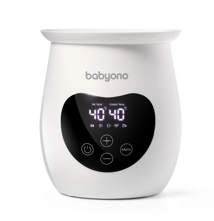 BABYONO Digitálny ohrievač a sterilizátor HONEY