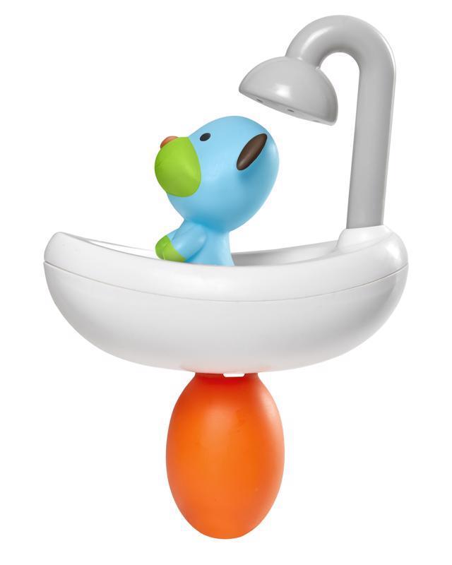 Hračka do vody Zoo Squeeze & Shower Pejsek 2+