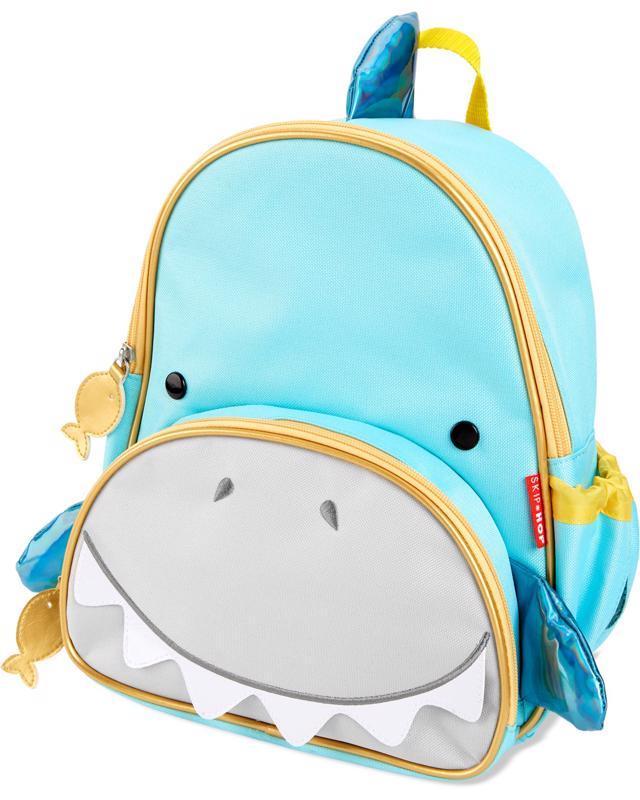SKIP HOP Zoo Batôžtek do škôlky Žralok 3+