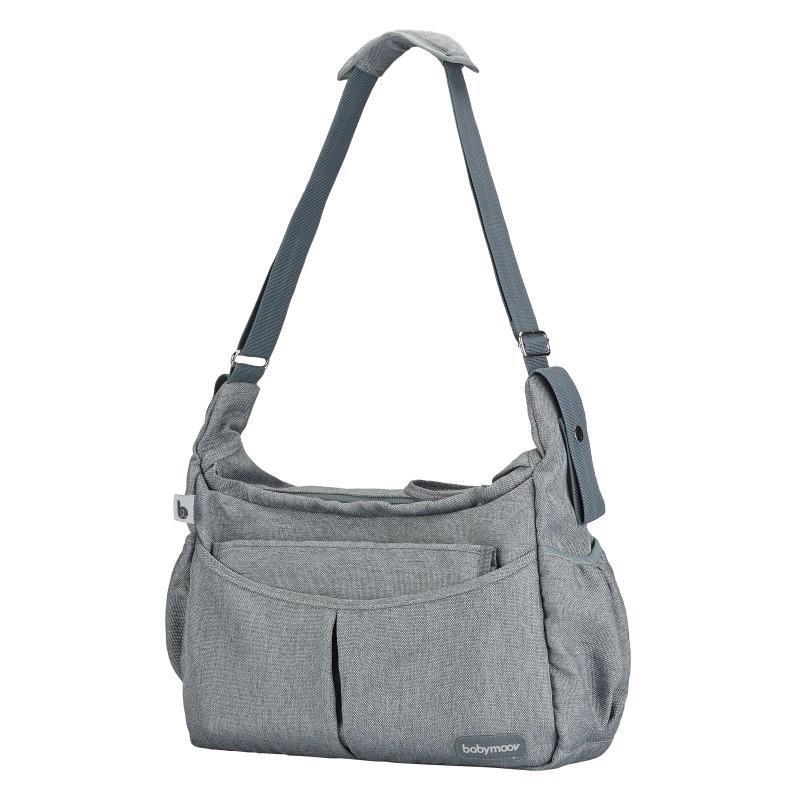 BABYMOOV Prebalovacia taška Urban Bag Smokey