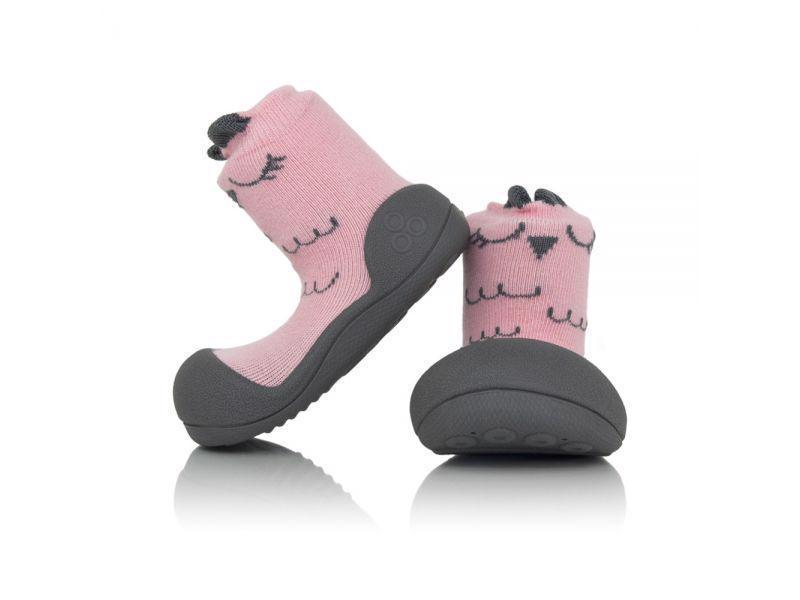 ATTIPAS Topánočky detské Cutie Pink S