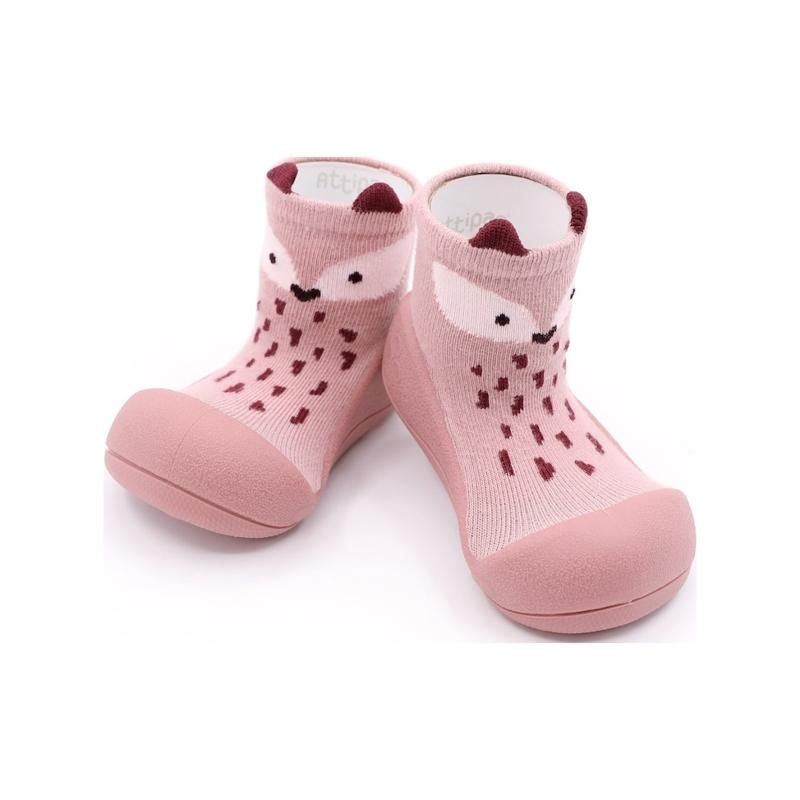 ATTIPAS Topánočky detské Fox Pink L