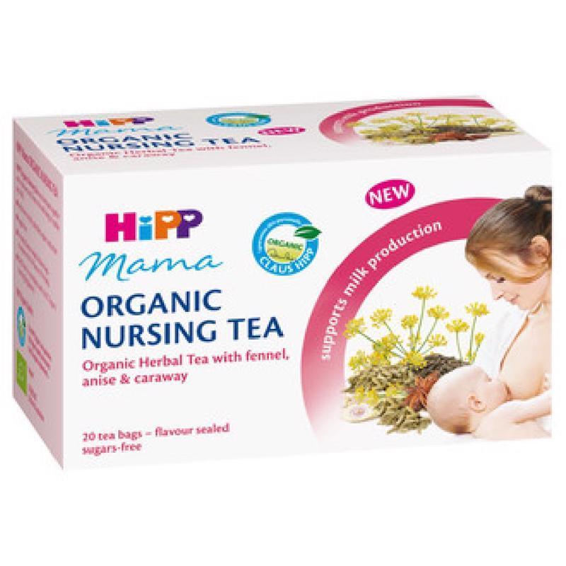 HiPP Čaj MAMA BIO pre dojčiace matky 20x1,5g