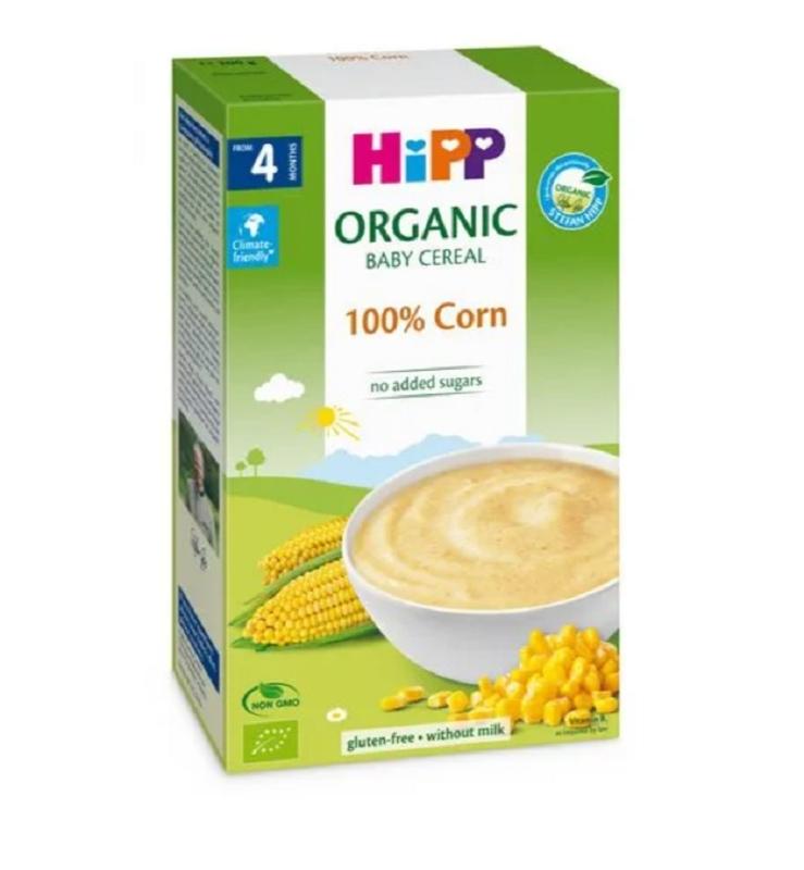 HiPP Kaša Bio prvá obilná kukuričná 200 g