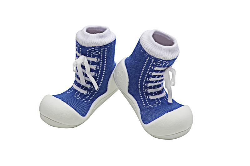 ATTIPAS Topánočky detské Sneakers Blue S