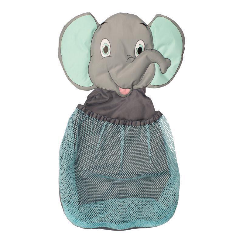 BO JUNGLE Sieť na hračky do vane Elephant