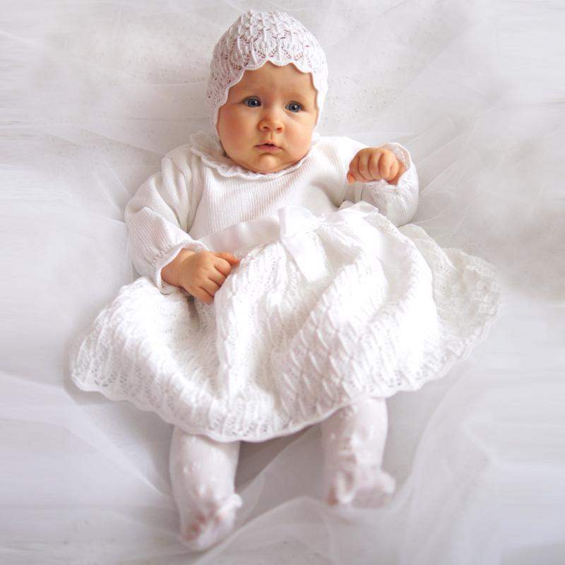 EKO Súprava ku krstu dievčenská veľ. 74