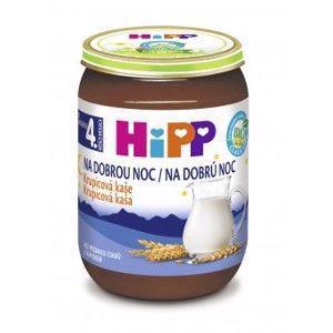 HIPP Kaša mliečna Bio na dobrú noc krupicová 190g