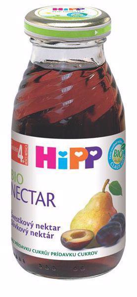 HiPP Nápoj Bio slivkový 200ml