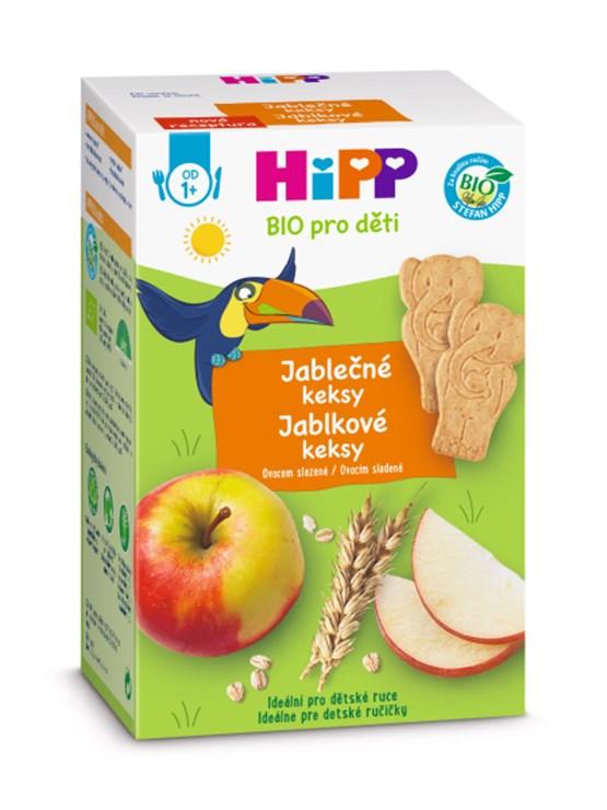 HiPP Keksy BIO detské jablkové 150g