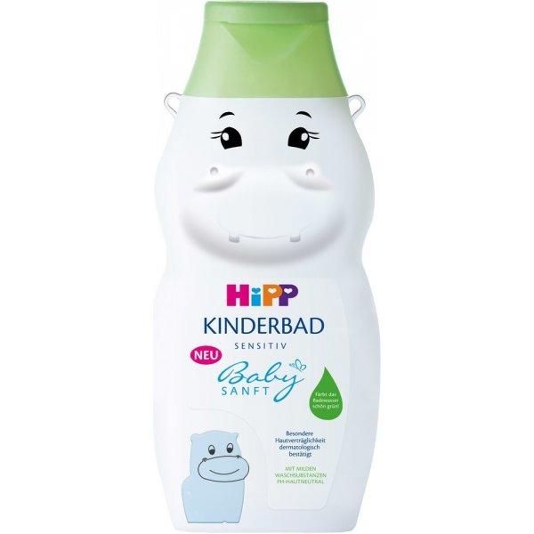HiPP Kúpel detský Hroch Babysanft 300ml