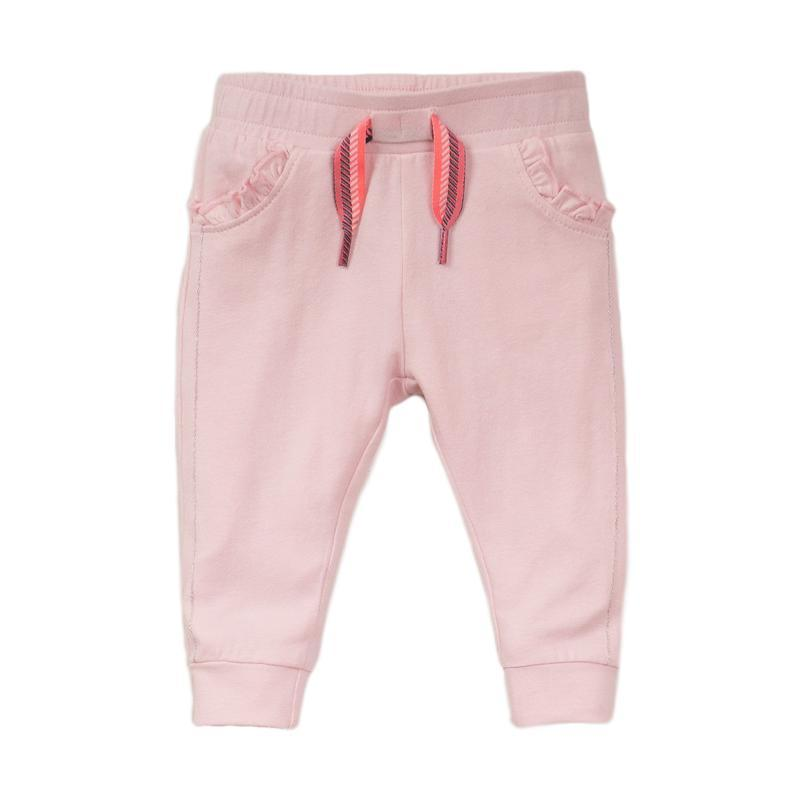DIRKJE Nohavice dlhé 62 Light Pink