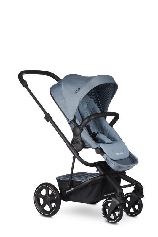 Kočík športový Harvey2 Premium Topaz Blue Easywalker 2020