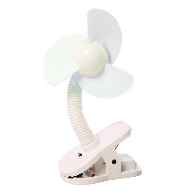 DREAMBABY Ventilátor na kočík FAN biela
