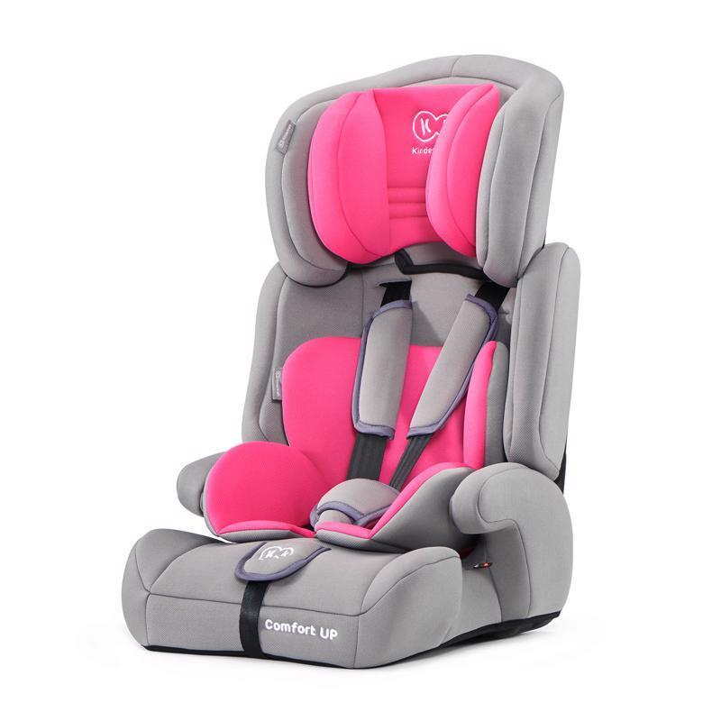 KINDERKRAFT Autosedačka Comfort Up Pink 9-36 kg