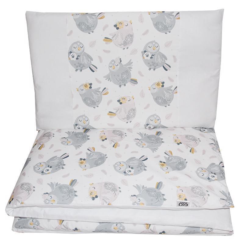 EKO Bielizeň posteľná 2-dielna Chicks 90x120cm + 40x60cm