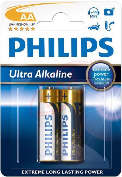 BORGY Batérie Ultra Alkaline AA - 2ks