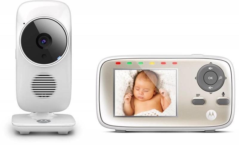 Chůva video Motorola MBP483