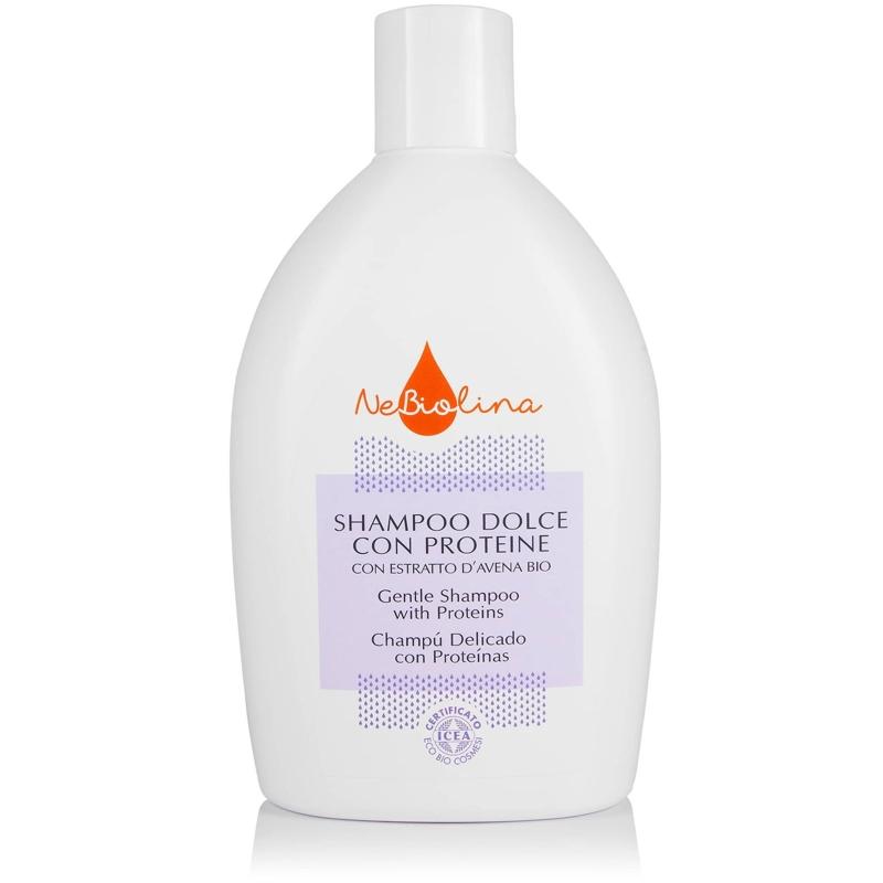NEBIOLINA Jemný šampón s proteínmi