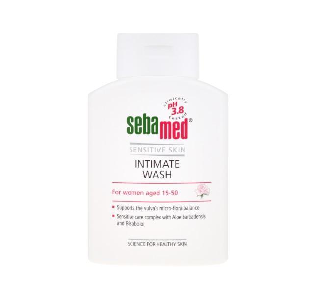 SEBAMED Intímna umývacia emulzia (pH 3,8) (200 ml)