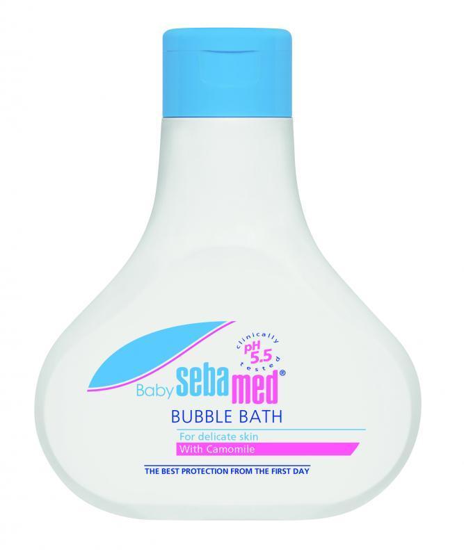SEBAMED Detský penový kúpeľ (200 ml)
