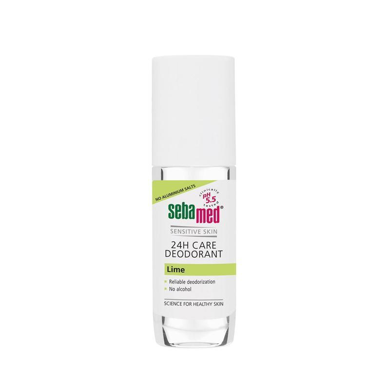 SEBAMED Roll-on antiperspirant 24h (75 ml)