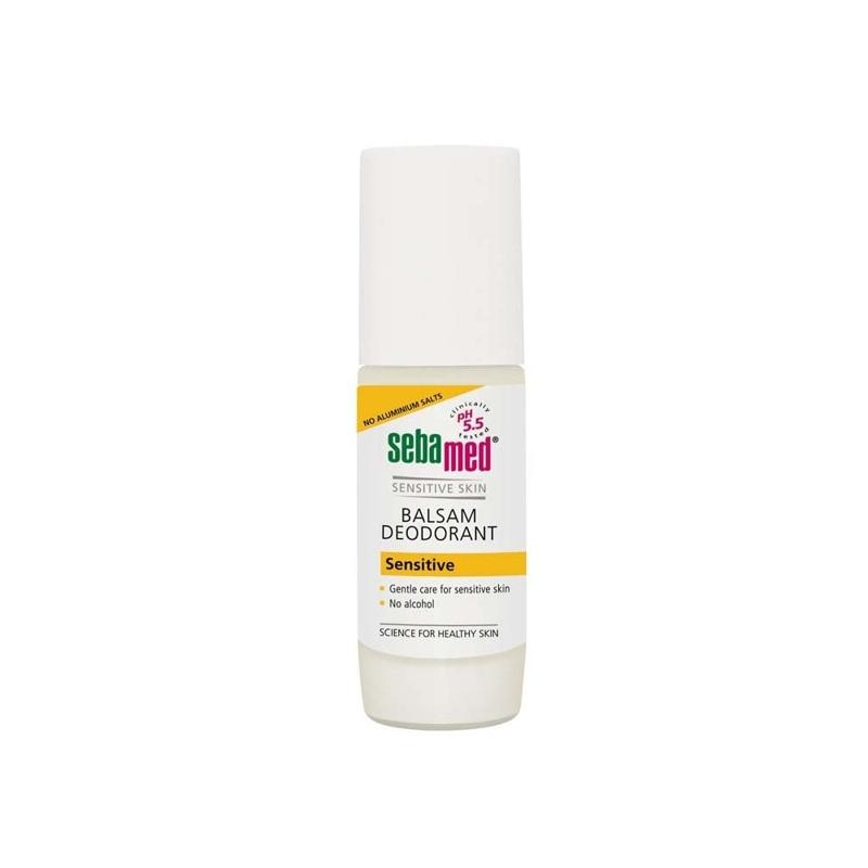 SEBAMED Roll-on balzam sensitive antiperspirant (50 ml)