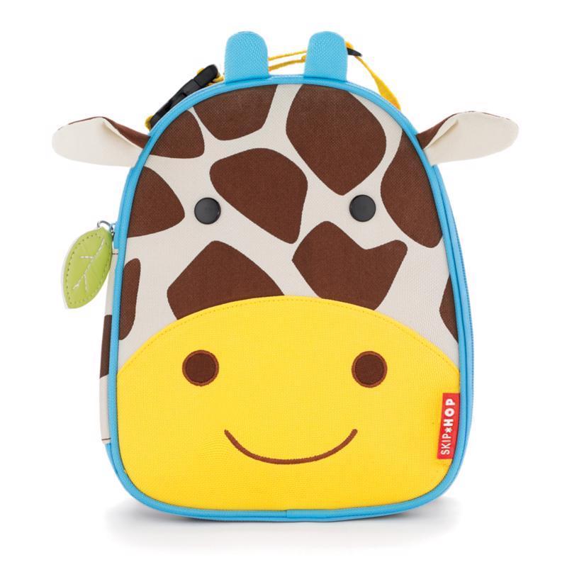 SKIP HOP Zoo batôžtek desiatový Žirafa 3+