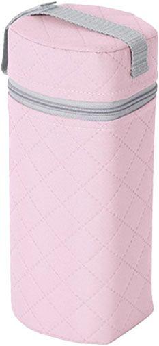 CEBA Termoobal na kojeneckou láhev Jumbo Caro růžová