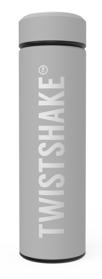 TWISTSHAKE Termoska Hot or Cold 420 ml pastelovo šedá,  V001618